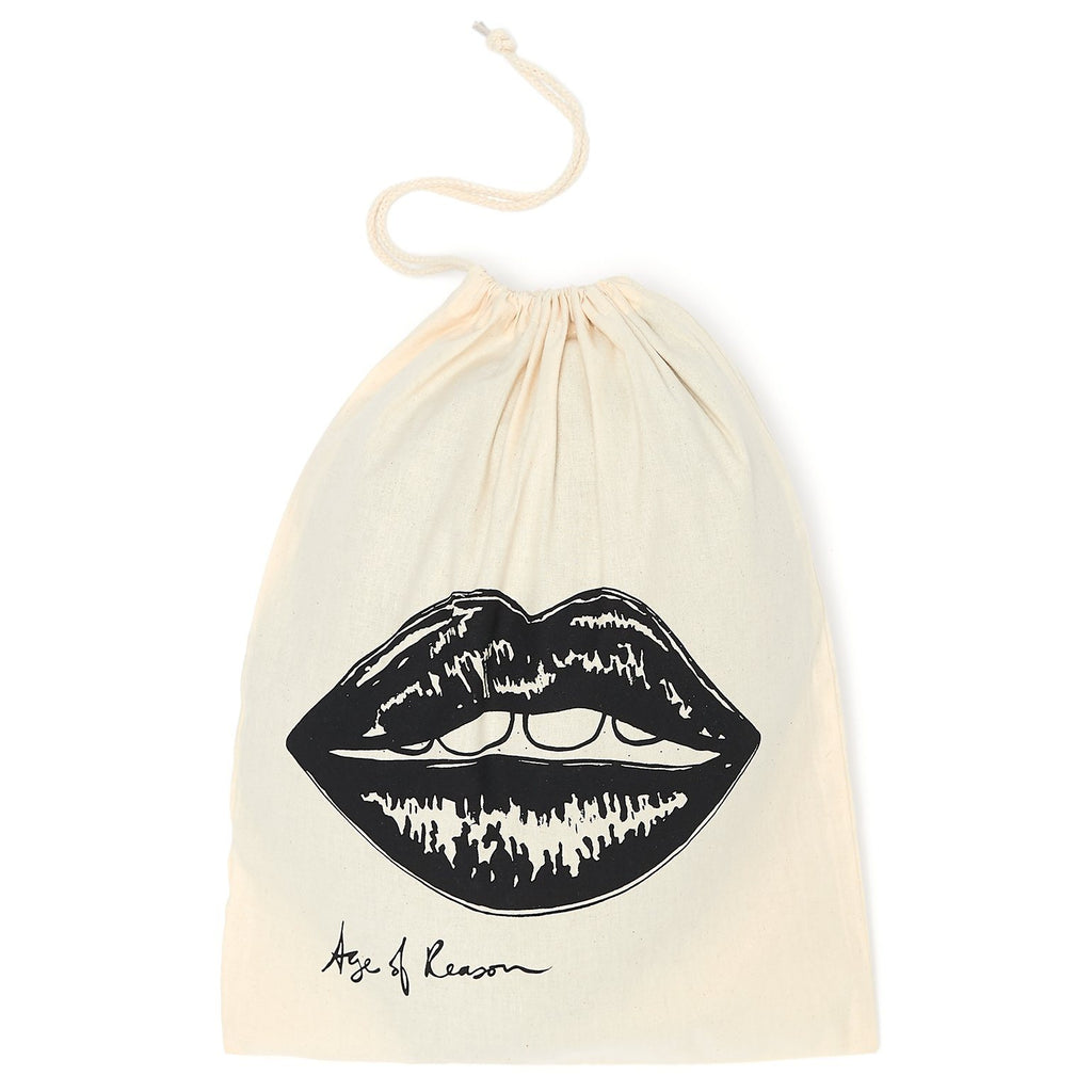 TANGERINE LIPS CUSHION