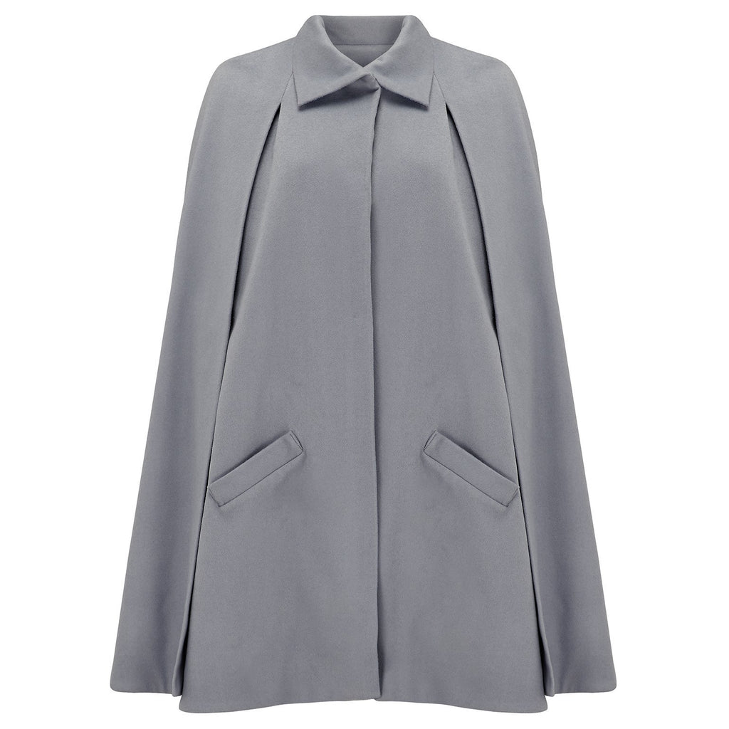 Hainsworth Premium Wool Cape