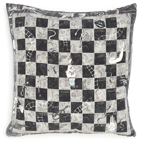 BLACK LIPS CUSHION -PRE ORDER