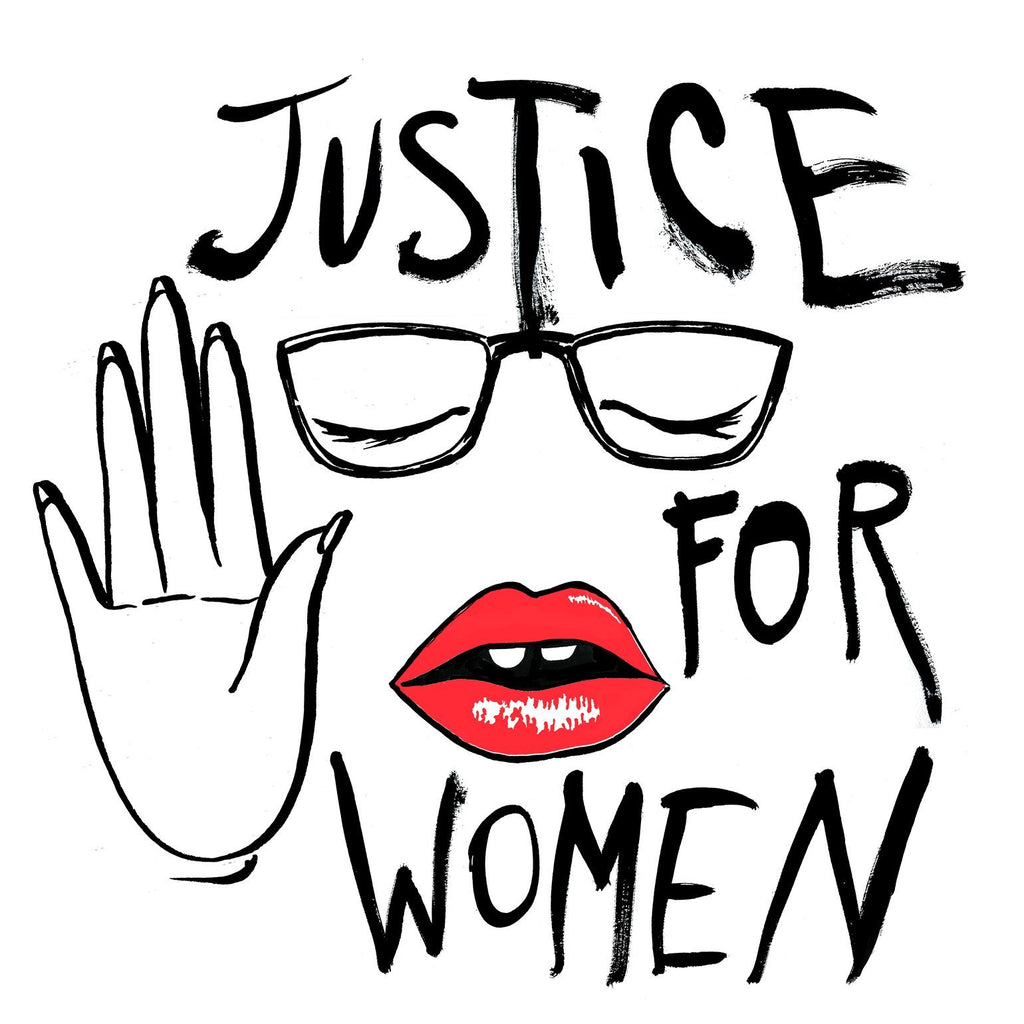 Justice For Women Tee