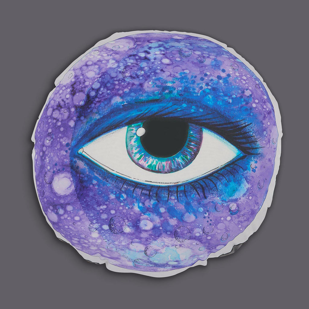 MOON EYE CUSHION