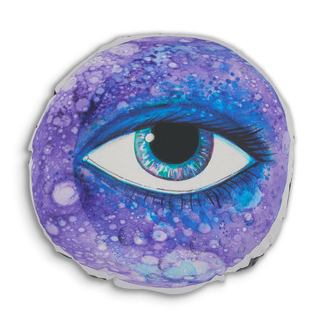 CLOSED EYE CUSHION