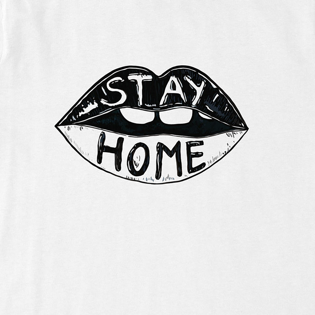 """Stay Home"" Tee - Limited Edition"