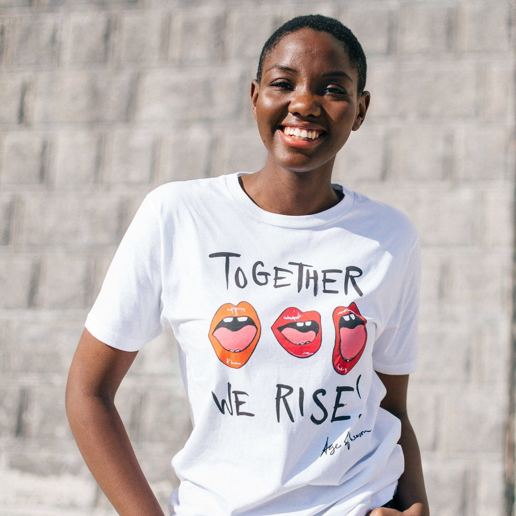 """Together We Rise"" Tee"