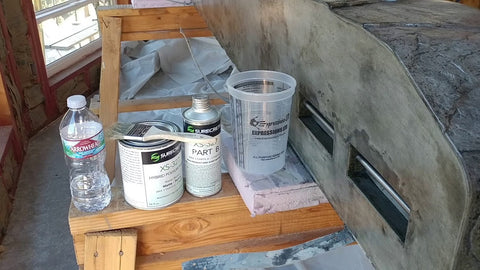 concrete fireplace sealer