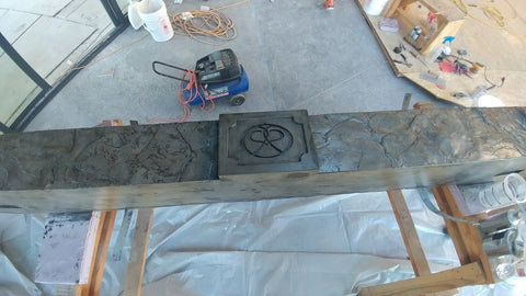 concrete mantle