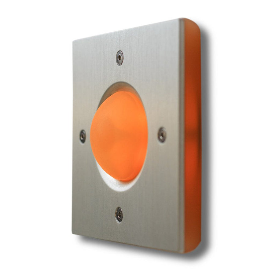 Spore Square LED Doorbell