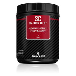 Surecrete Matting Agent for Concrete Sealers and Coatings