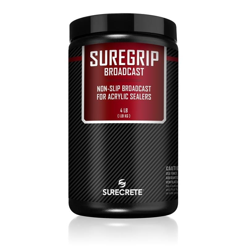 Surecrete SureGrip Additive Anti Slip Grit for Sealer and Coatings