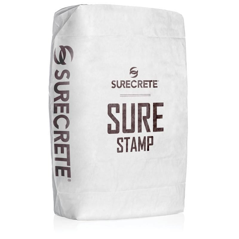 SureStamp, Concrete Stamping Overlay