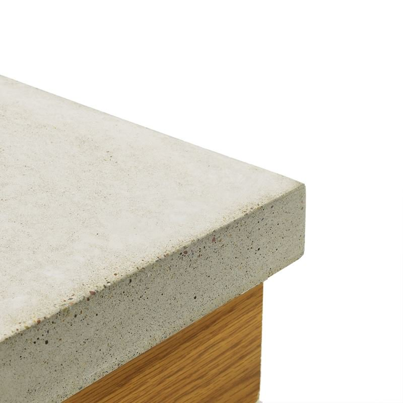 Concrete Countertop Cast In Place Forms- EuroForm Thin Edge