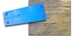 Concrete Stamp - Bridge Plank