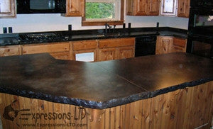 Expressions Ltd Concrete 2 Quot Rough Rock Chiseled Split