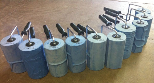 Expressions Ltd Concrete And Curb Stamp Rollers