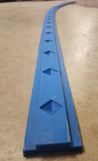 Concrete Edge Form Liner - 2