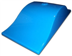 Concrete Countertop RUBBER Sink Mold, SDP-25 Wave Tsunami - Lav Drain