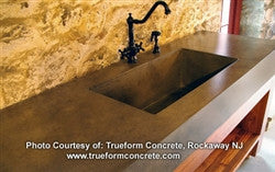 Concrete Countertop RUBBER Sink Mold, SDP-27 Farm 30""
