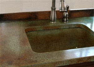 Concrete Countertop Sink Mold, DB3- Farm 21""