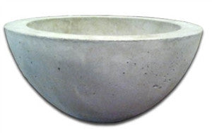 "Concrete Countertop Sink Mold, 14"" Vessel Bowl"