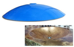 Concrete Countertop Sink Mold, Flying Saucer