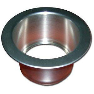 Extra Deep Concrete Kitchen Sink Disposer Flange