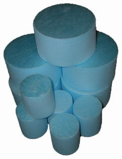 Expressions Ltd Disposable Foam Drain Knockouts For