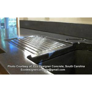 Concrete Drainboard Mold Journey