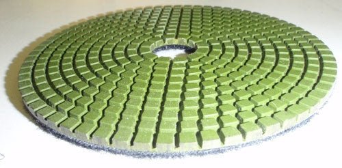 Diamond Polishing Pads, EXPell 5-Inch WET