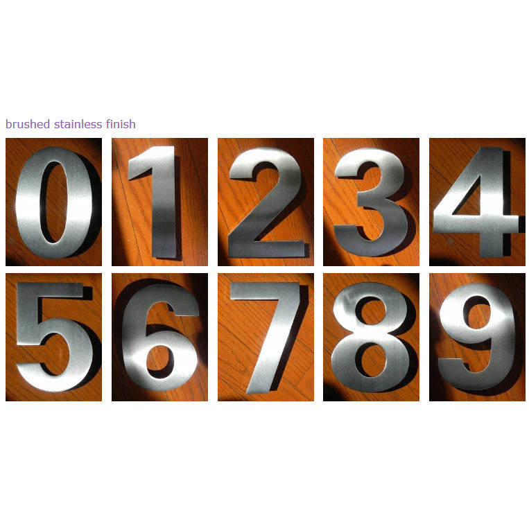 "HouseArt 6"" bFuller House Numbers"