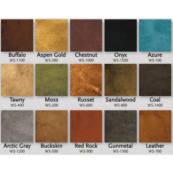 Expressions Ltd Concrete Water Based Stain Living Earth
