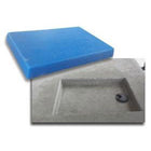 Concrete Mold, Rectangle Depression Insert