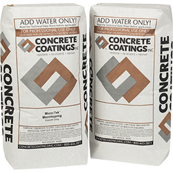 Concrete Micro Topping Cement Countertop Resurfacer and Flooring Overlay