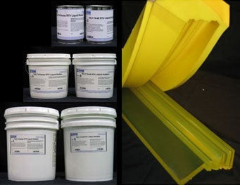 Mold Making Urethane Rubber Polytek 74-45