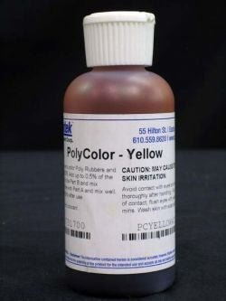 PolyColors Polyurethane Rubber and Plastics Dye