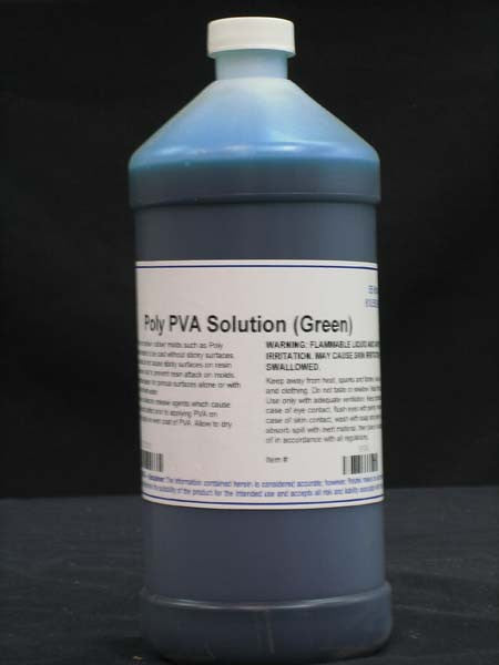 Poly PVA Solution Coating Release