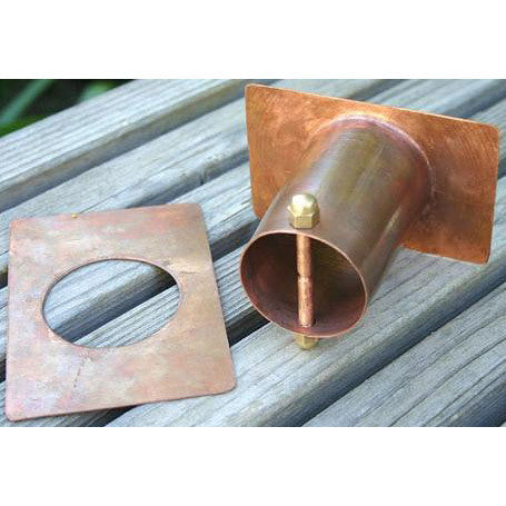 Rain Chain Gutter Installation Kit