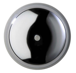 Spore RING Real Bell Doorchime- Polished Chrome