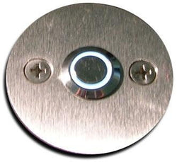 Stainless Steel Circle Doorbell
