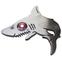 Stainless Steel Shark Doorbell