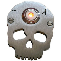 Stainless Steel Skull Door bell