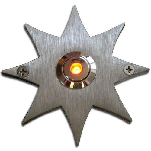 Stainless Steel Star Doorbell