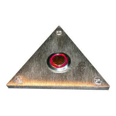 Stainless Steel Triangle Doorbell