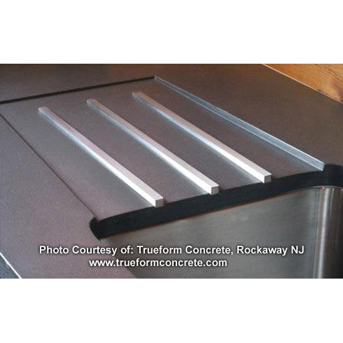 Stainless Steel Trivet Rail Bars