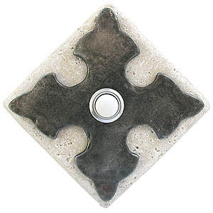 Cross Stone Doorbell