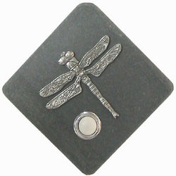 Dragonfly Stone Doorbell