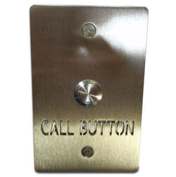 Stainless Steel CALL BUTTON Doorbell