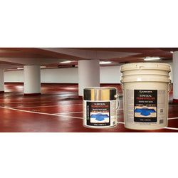 Concrete Colored Sealer, Surecrete SureSeal Water Based Pigmented Acrylic