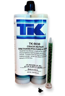 Concrete Crack Repair, Polyurea TK-9030
