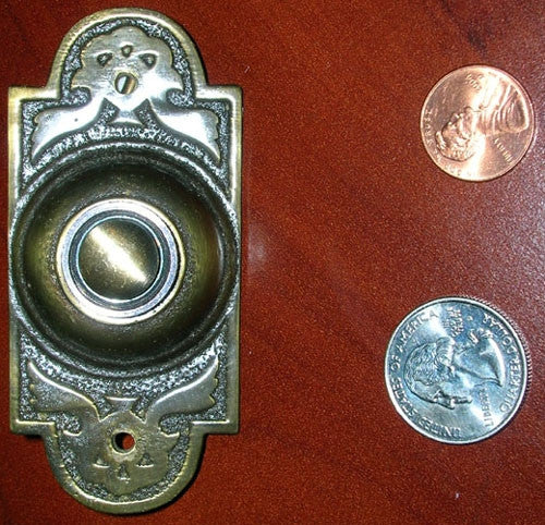 Antique Doorbell 1602 Victorian Style