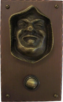 Antique Doorbell 1608 Franciscan Style